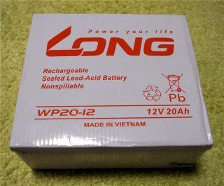 LONG製 WP20-12外箱